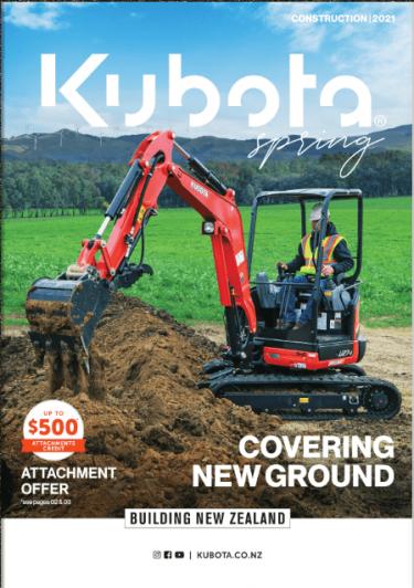 2021 Spring Construction Catalogue